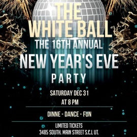 The White Ball New Year's Eve Party