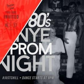 R&V Presents: NYE 80s Prom Night