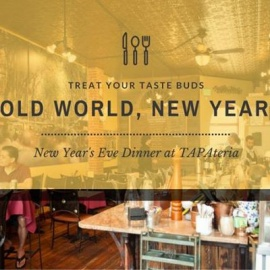 New Year's at Tapateria