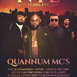 Quannum MC's - The Reunion of Legendary NorCal Hip Hop Collective