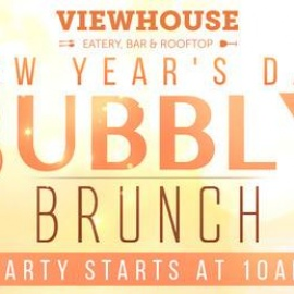 New Year's Day Bubbly Brunch 2017