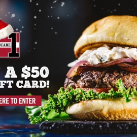 Give The Gift Of Awesome (Burgers)