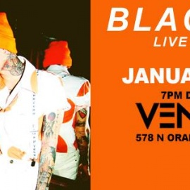 Blackbear Live In Concert | Venue 578