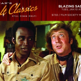 Cult Classics : Blazing Saddles   Enzian Theater