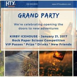 HTXO Grand Party