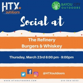 BCO & HTXO Social at Refinery