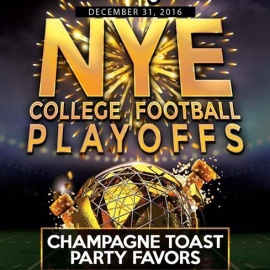 NYE and College Playoffs Party at Ducky's