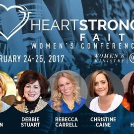HeartStrong Faith Women's Conference