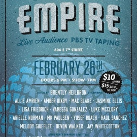 Stand Up Empire TV Taping
