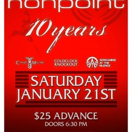 Nonpoint / 10 Years, and guests