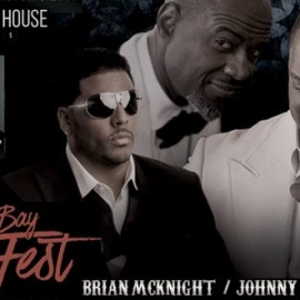 Tampa Bay SoulFest featuring Brian McKnight, Johnny Gill, Al B. Sure