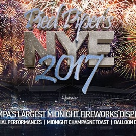 Pied Piper's New Year's Eve 2017 | Jackson's Tampa