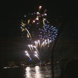 Gasparilla Children's Extravaganza Fireworks