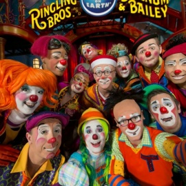 Ringling Bros And Barnum & Bailey Presents Circus XTREME   Amway Center