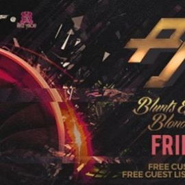 Phiso - Free Guest List - #Pound Fridays