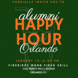 Orlando Miami Law Happy Hour