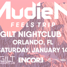 Encore W/ Audien | Gilt Nightclub
