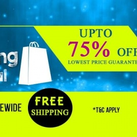 Avail Huge Discounts - Great Shopping Festival 2017 at Mirraw