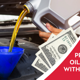 Ice Cold Air: Premium Oil Change With $100 Back