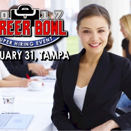 Career Bowl 2017 Job Fair