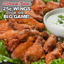 Join us for the BIG GAME!