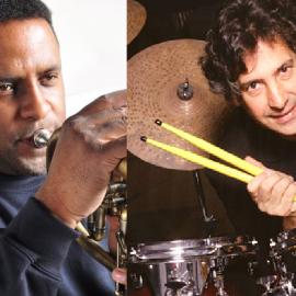USF Presents: Monday Night Jazz: Frank Greene & Danny Gottlieb