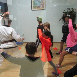 Kidz Self Defense Classes at Studio Jear Group Fitness