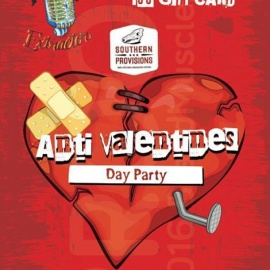 Anti-Valentines Day Party