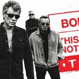 Bon Jovi - This House Is Not For Sale - Tour