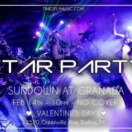 Starparty :: Intergalactic Valentine's Day Dance :: Feb 14