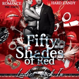 50 Shades of Red: Ladies' Lock-In