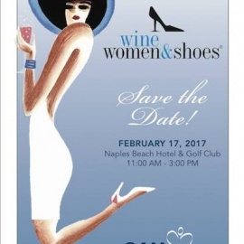 Wine Women & Shoes 2017!