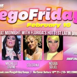 Fuego Friday A Valentines Event