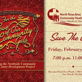 For the Love of Our Community: Casino, Silent Auction and Dance