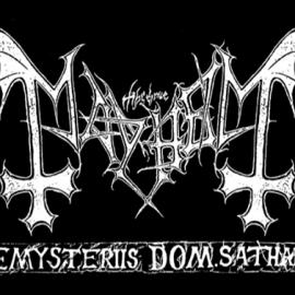 MAYHEM performing De Mysteriis Dom Sathanas