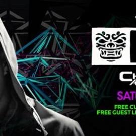 Cesqeaux – Free Guest List – Amp!d Saturdays – Tampa, FL