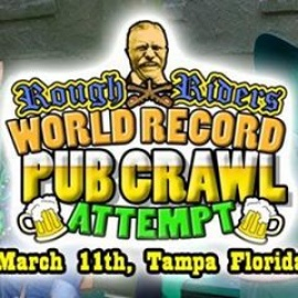 World Record Pub Crawl attempt