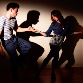 8pm Swing Dance Party and West Coast Classes!