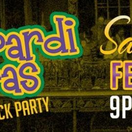 Pre-Pardi Gras Block Party | Wall Street Plaza