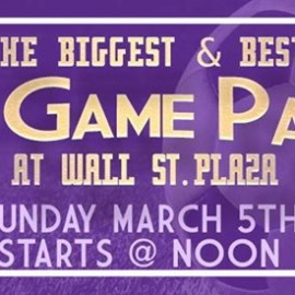 Orlando City SC Pre-Game Party