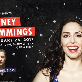 CAB Comedy Presents: Whitney Cummings
