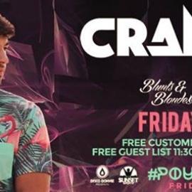 Crankdat – Free Guest List - #Pound Fridays – Tampa, FL