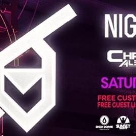 Nightowls – Free Guest List – Amp!d Saturdays – Tampa, FL