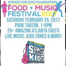 Songs For Kids Food + Music Festival 2017