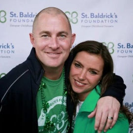 St. Baldrick's Brave the Shave Fundraiser for Childhood Cancer Research