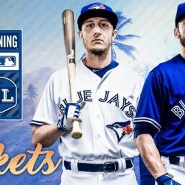 Toronto Blue Jays Spring Training 2017
