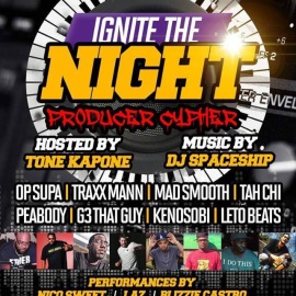 IGNITE THE NIGHT: Producer Cypher
