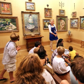 Family Tour: Art Themes