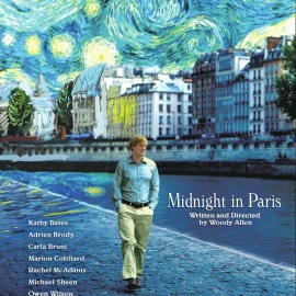 Film. Midnight in Paris