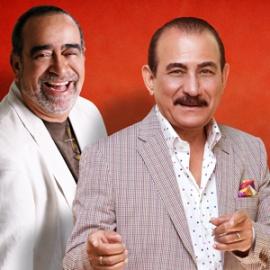 ANDY MONTAÑEZ and CHARLIE APONTE